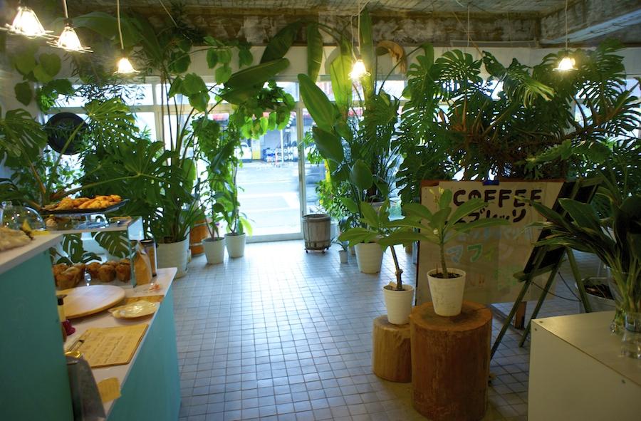 渥美半島のカフェ ディエスカフェ